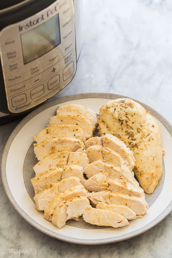 instant pot chicken breast with pressure cooker