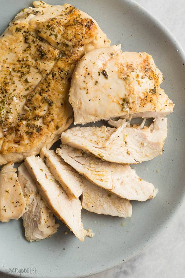 Juicy Slow Cooker Chicken Breast The Recipe Rebel