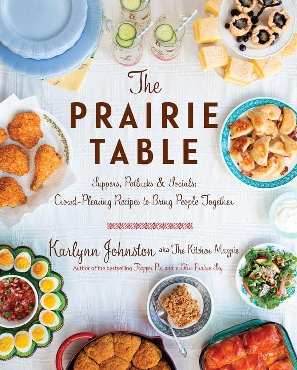 the prairie table cookbook cover