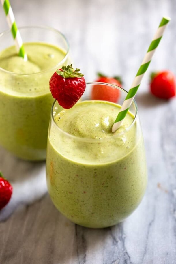 Tastes Better from Scratch Best Beginners' Green Smoothie
