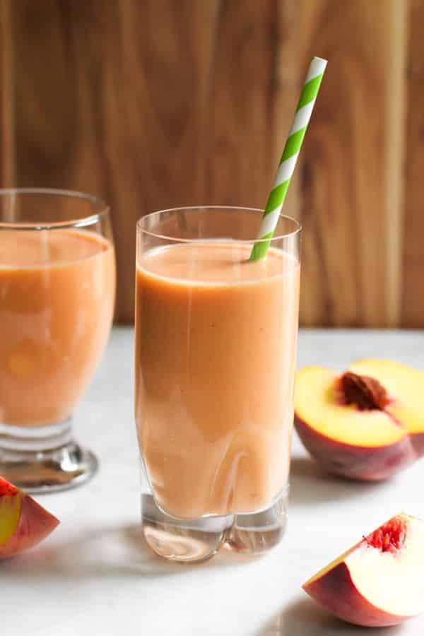 Primavera Kitchen - Peach Carrot Smoothie