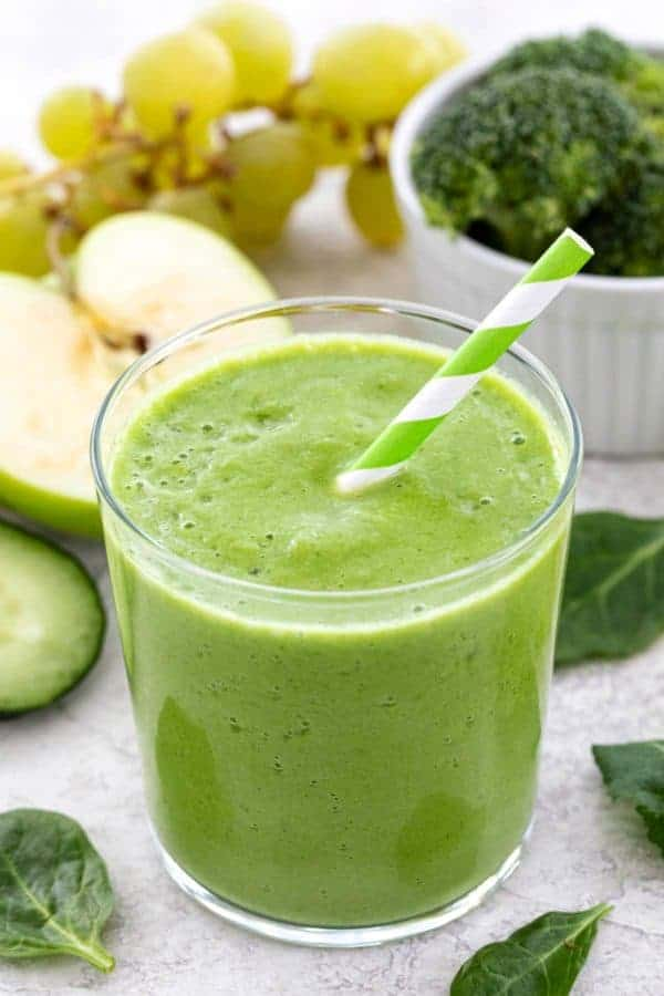 Jessica Gavin The Ultimate Green Smoothie