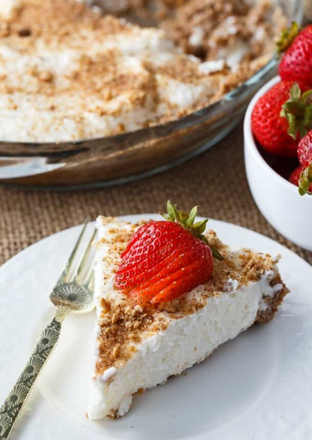 Mashmallow Pie