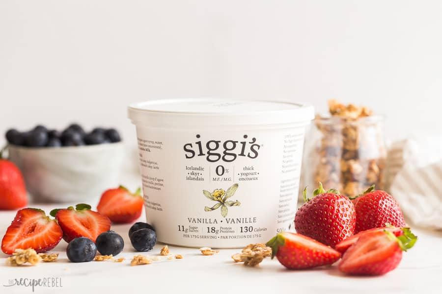 siggi's skyr yogurt vanilla